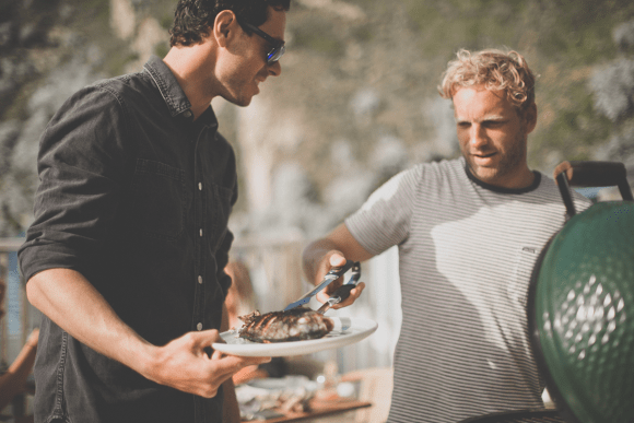 Fit with Fish - Health Benefits of Seafood for Men