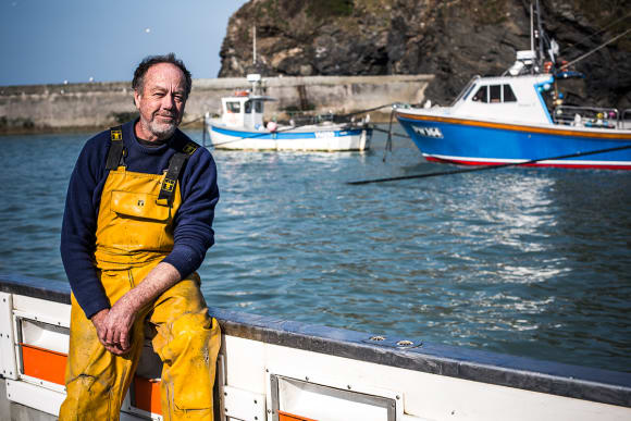 Fishing the North Coast of Cornwall
