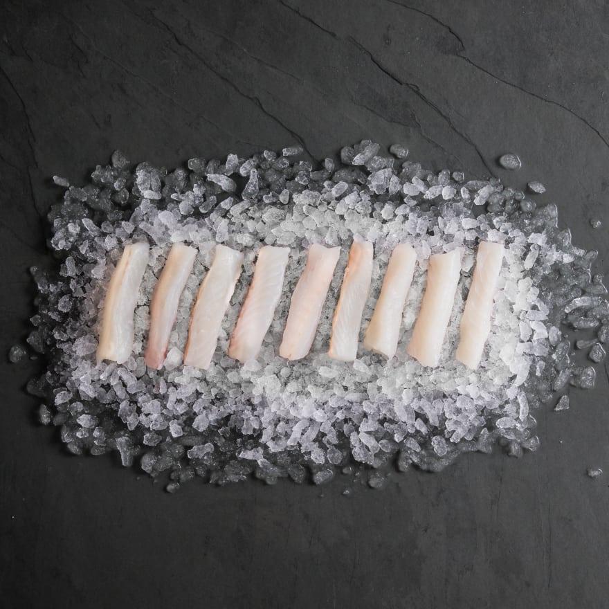 Luxury White Fish Goujons