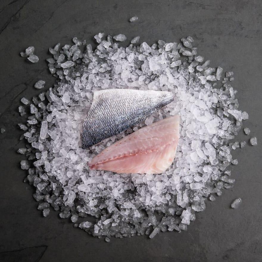 Farmed Sea Bream Fillets (Frozen)