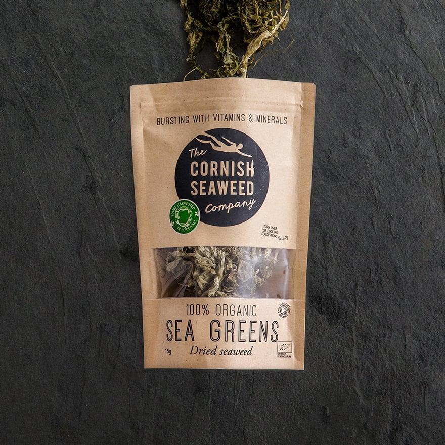 Organic Seagreens