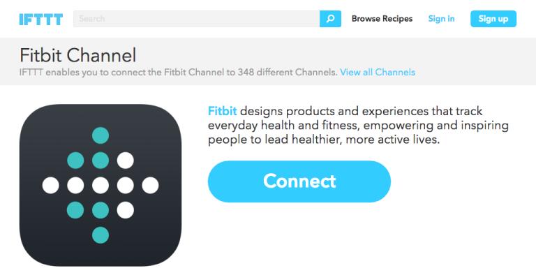 So machst Du mehr aus den Fitbit-Daten mit IFTTT