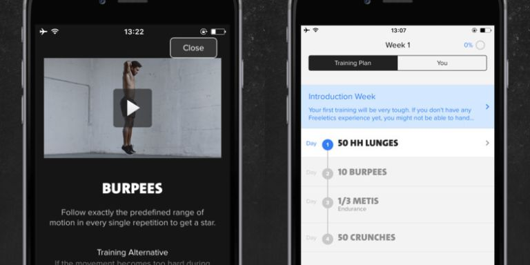 Die besten Fitness Apps