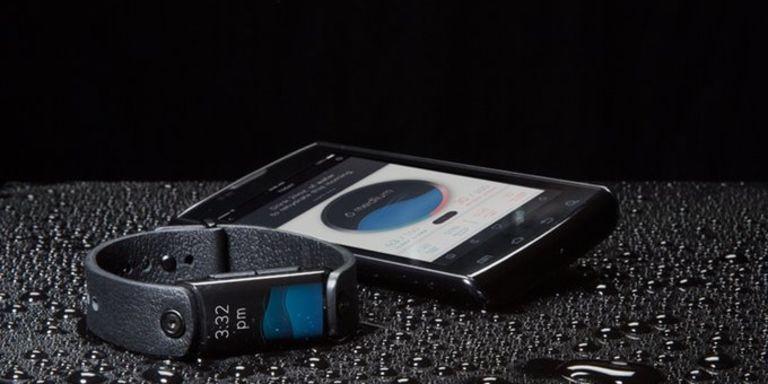 LVL: Das Fitness-Armband für Wenigtrinker