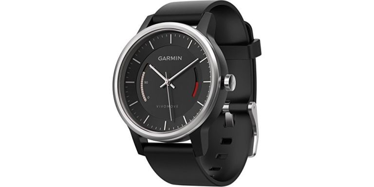 Garmin vivomove: Mehr Uhr als Fitness-Armband