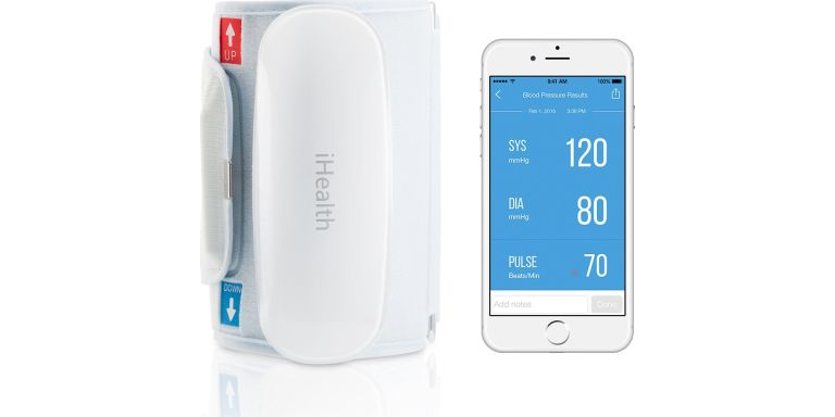 iHealth Feel: Blutdruckmessung ohne Kabel
