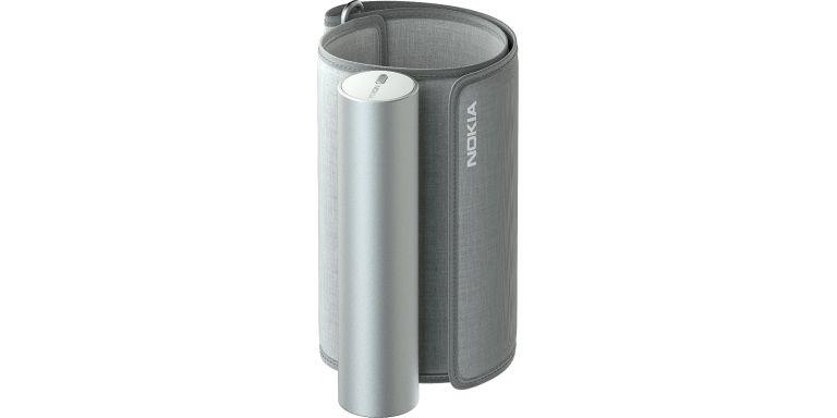 Nokia BPM+: Kabelloses Blutdruckmessgerät to go