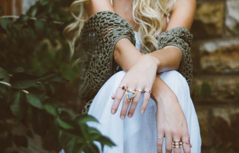 soft and beautiful hands