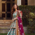 10 Gorgeous Bridal Lehengas We Spotted