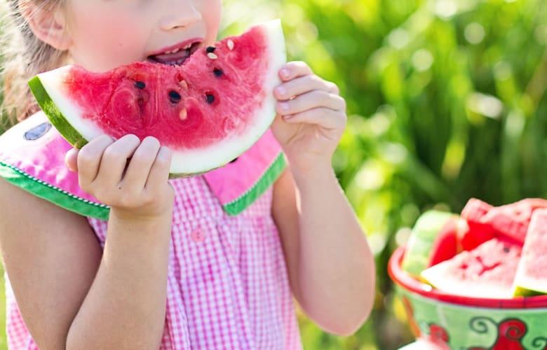 watermelon for glowing skin