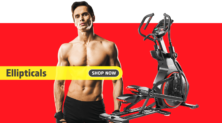 Cross Trainers & Ellipticals