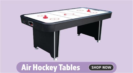 Airhockey Tables