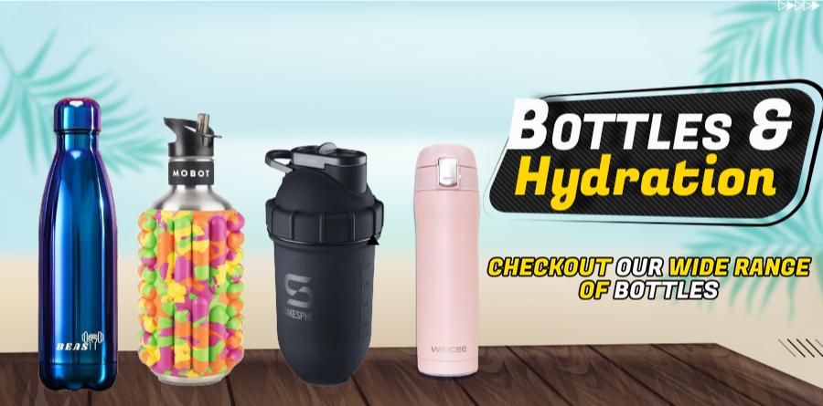 Bottles & Hydration