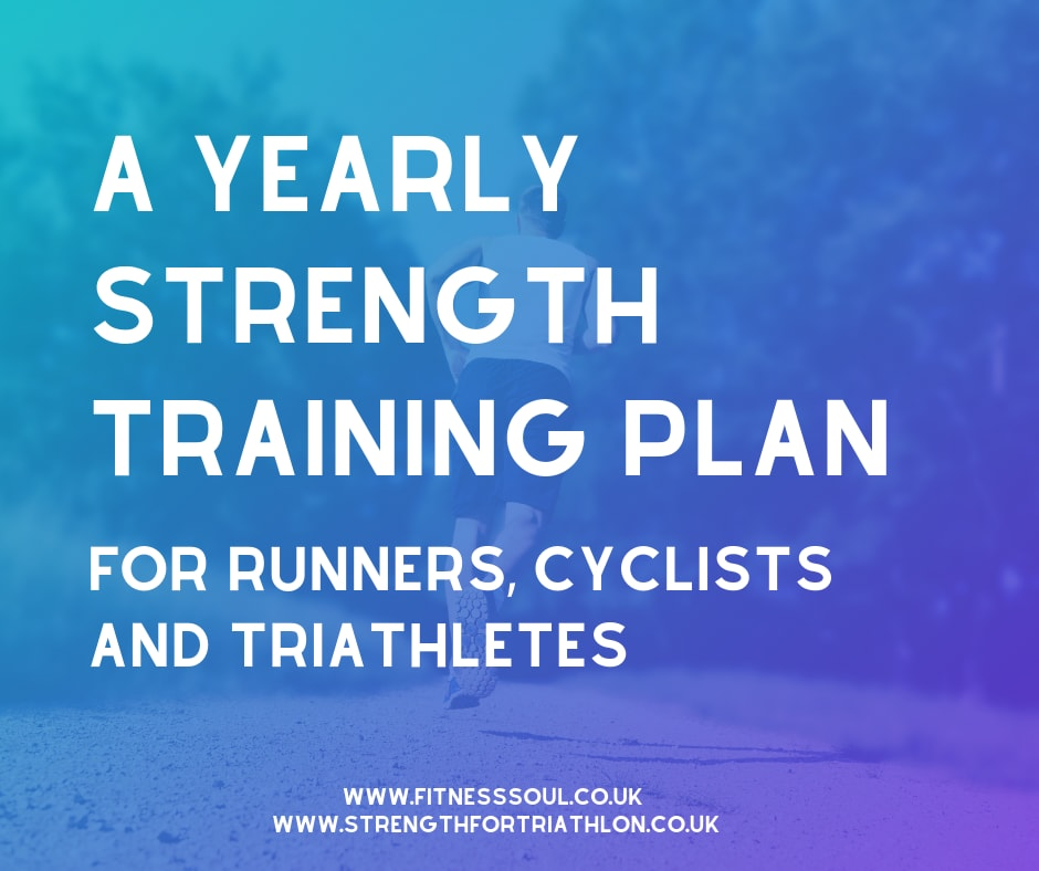 a yearly STRENGTH TRAINING PLAN