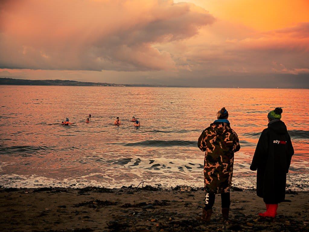 open water coaching