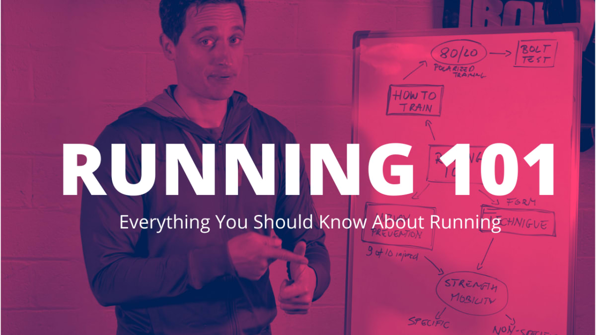let's talk about running