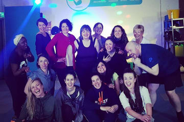 the best zumba classes in edinburgh in scotland