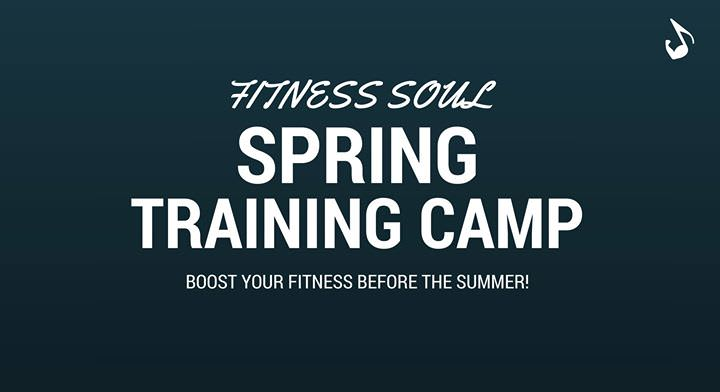 Fitness Soul Spring Training Camp