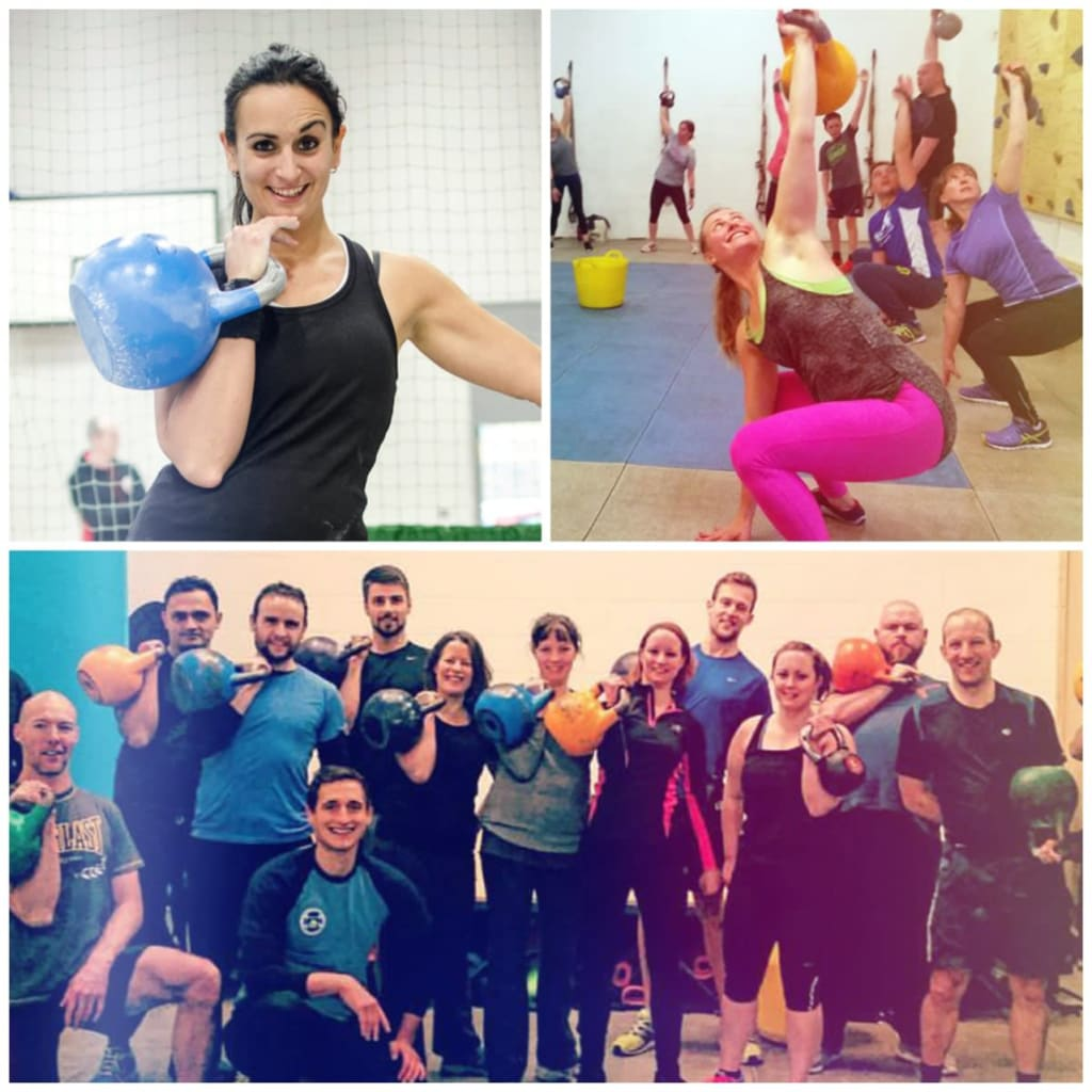Back to the Basics KETTLEBELL CAMP – Perfect for Beginners