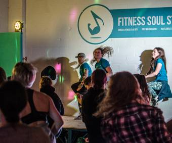 best zumba classes in edinburgh
