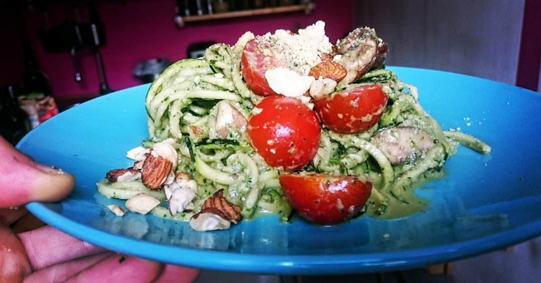 Cougetti Recipe