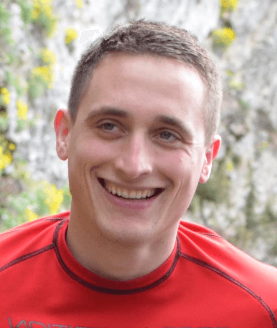 Leszek Stelmachowski - Edinburgh based personal trainer.