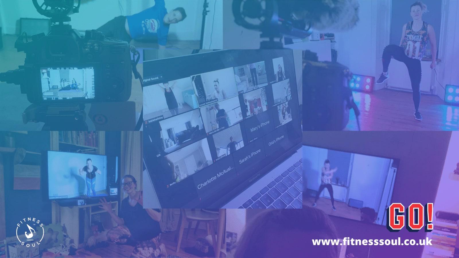 live stream classes