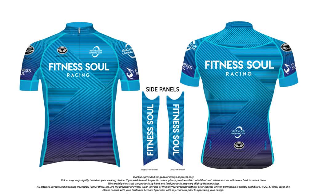 fitness soul racing team is a friendly triathlon team based in edinburgh