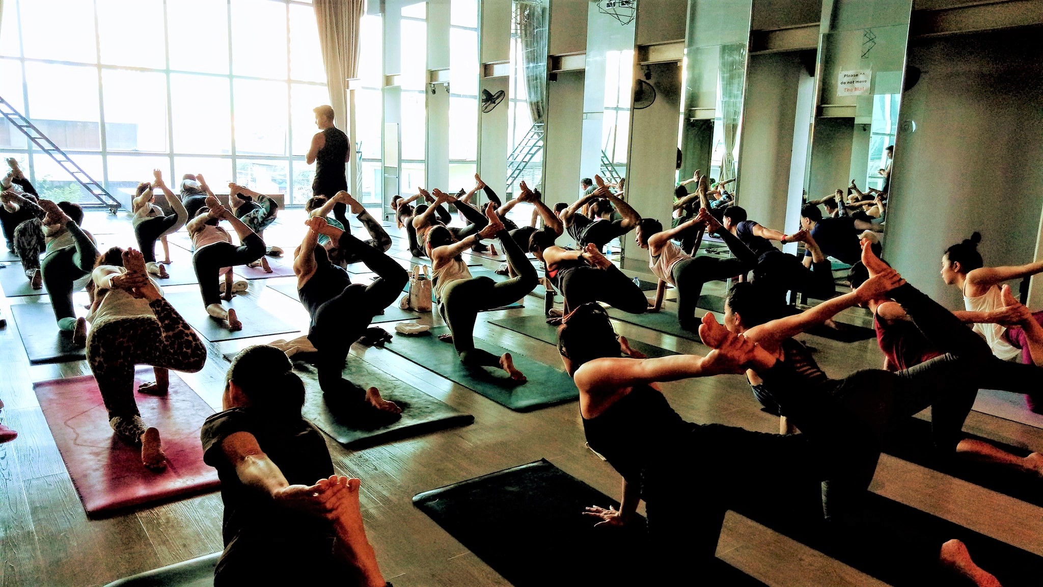 Trika Yog In Bangkok Gym Info Pricing Fittripper