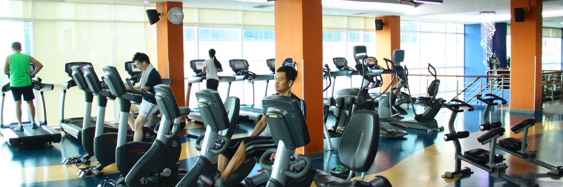 O2 Fitness - Park Village image Cardio Zone