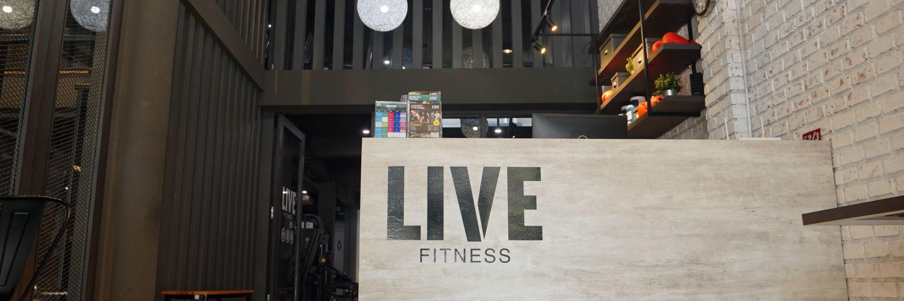 LIVE Fitness image