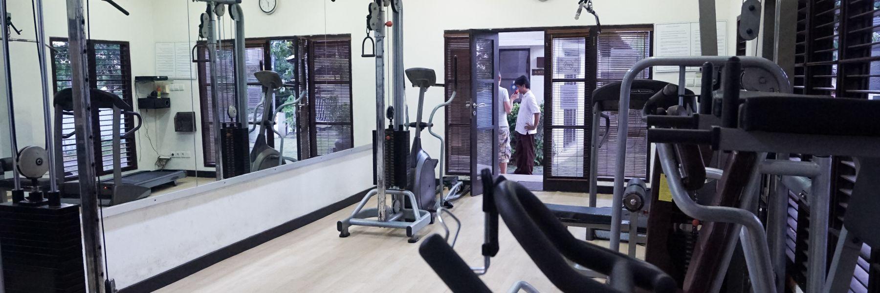 Villa Bali Asri Gym image