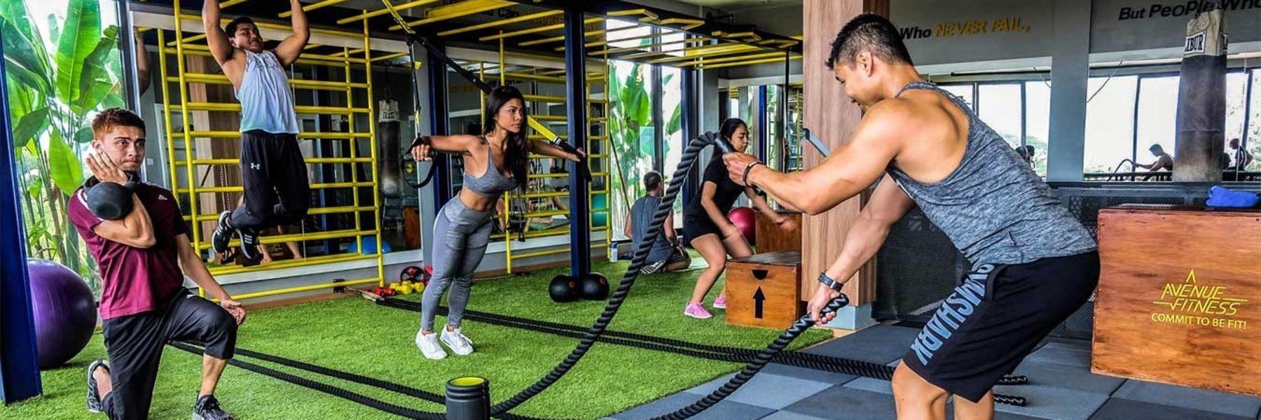 Avenue Fitness image