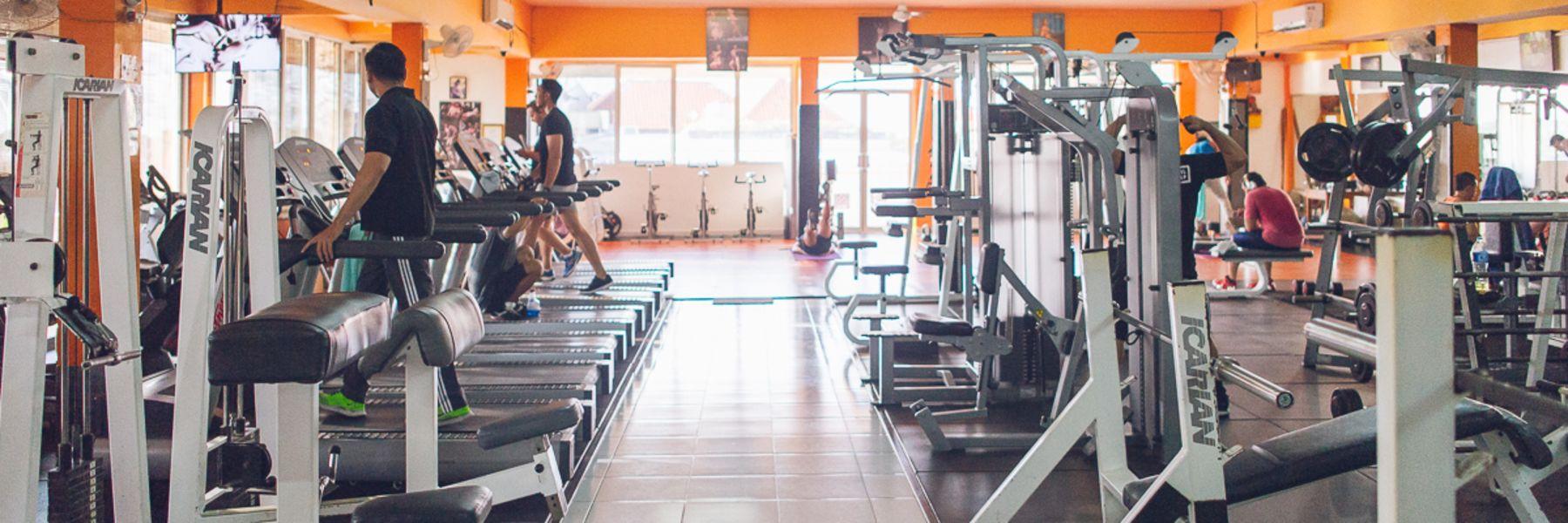 Hammerhead Gym image
