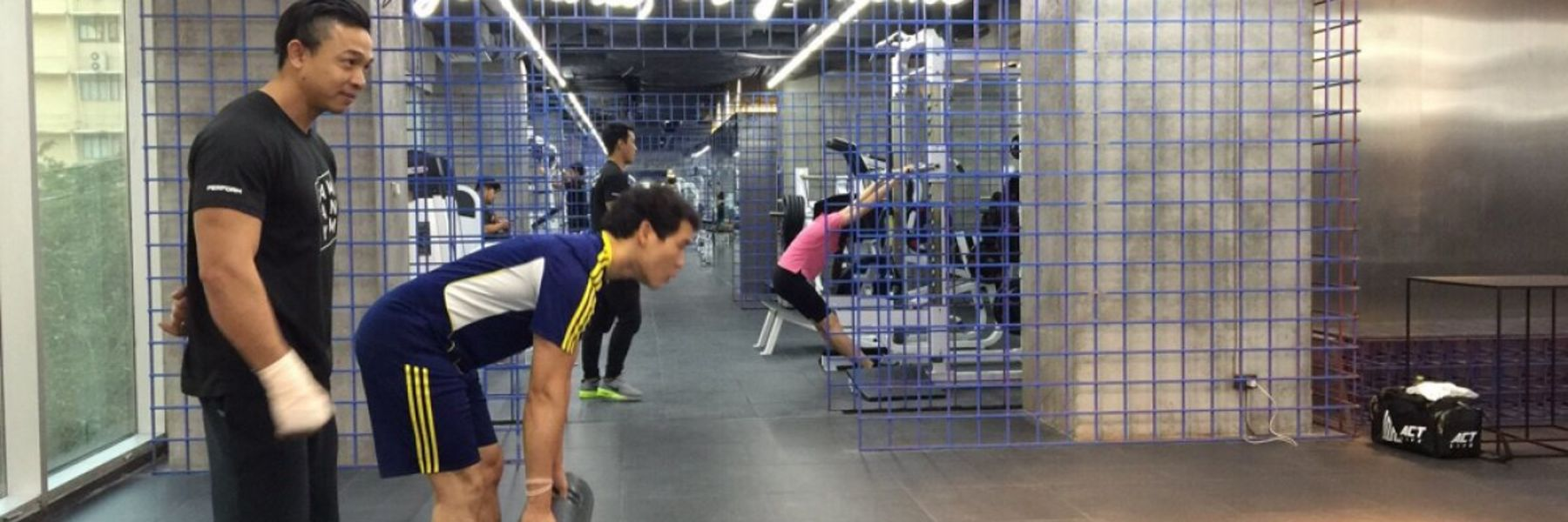 Samyan Gym - Silom image