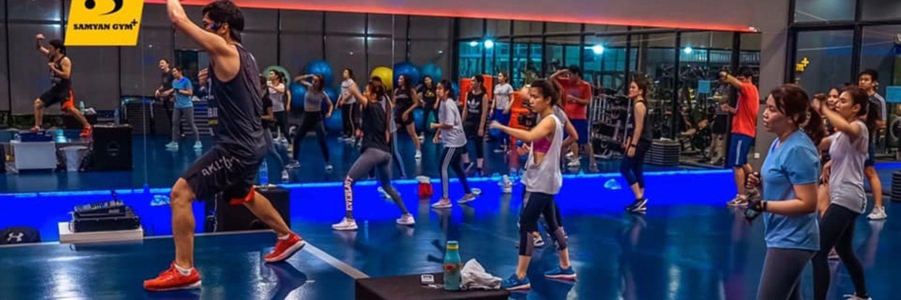 Samyan Gym Plus - La Salle image
