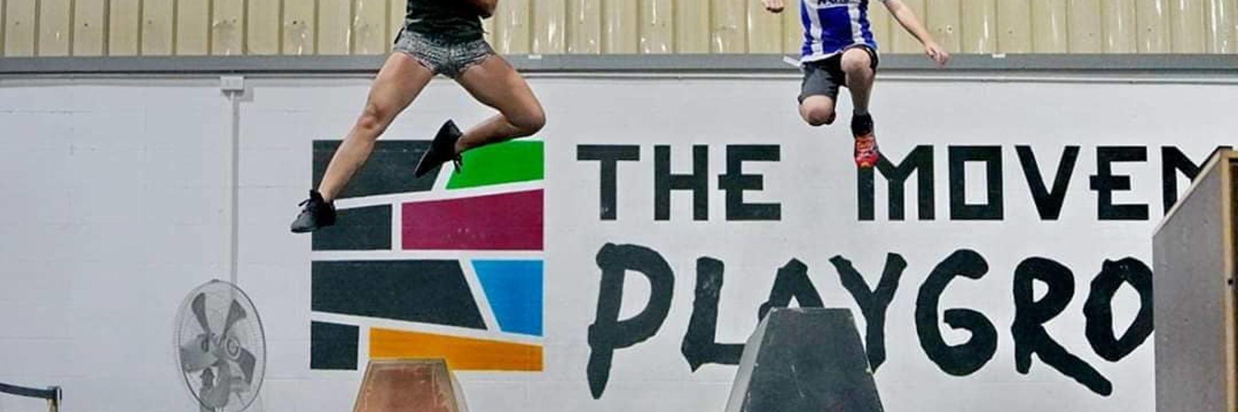 The Movement Playground - Mega Park image