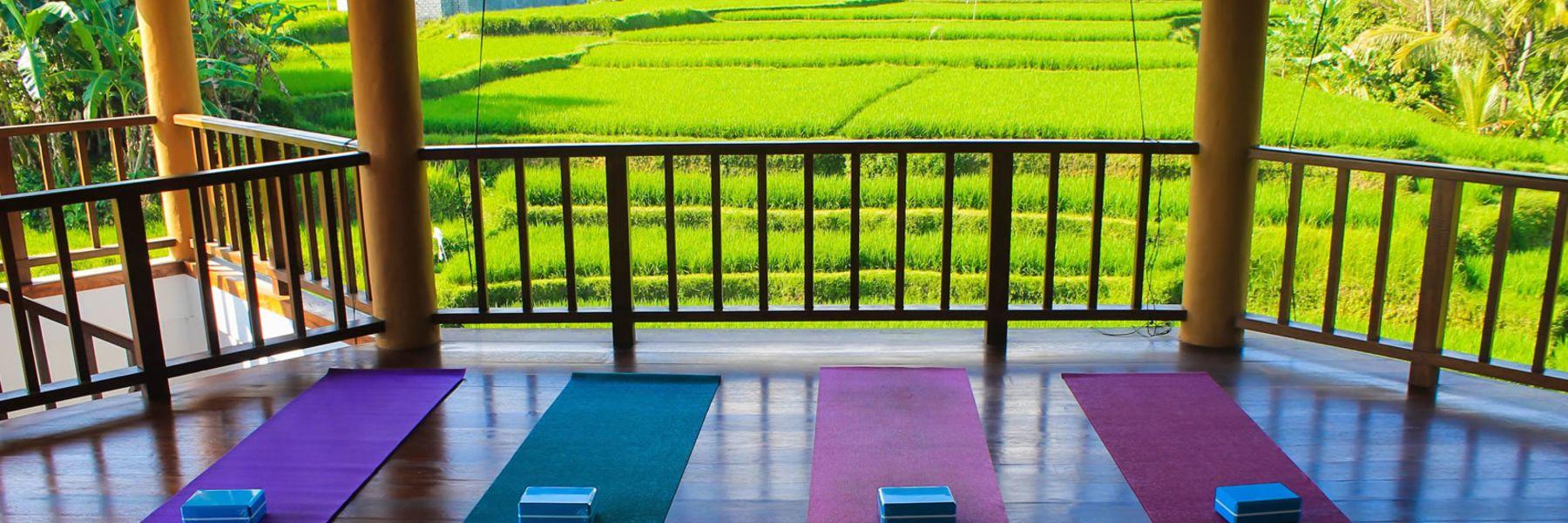 Ubud Yoga House image