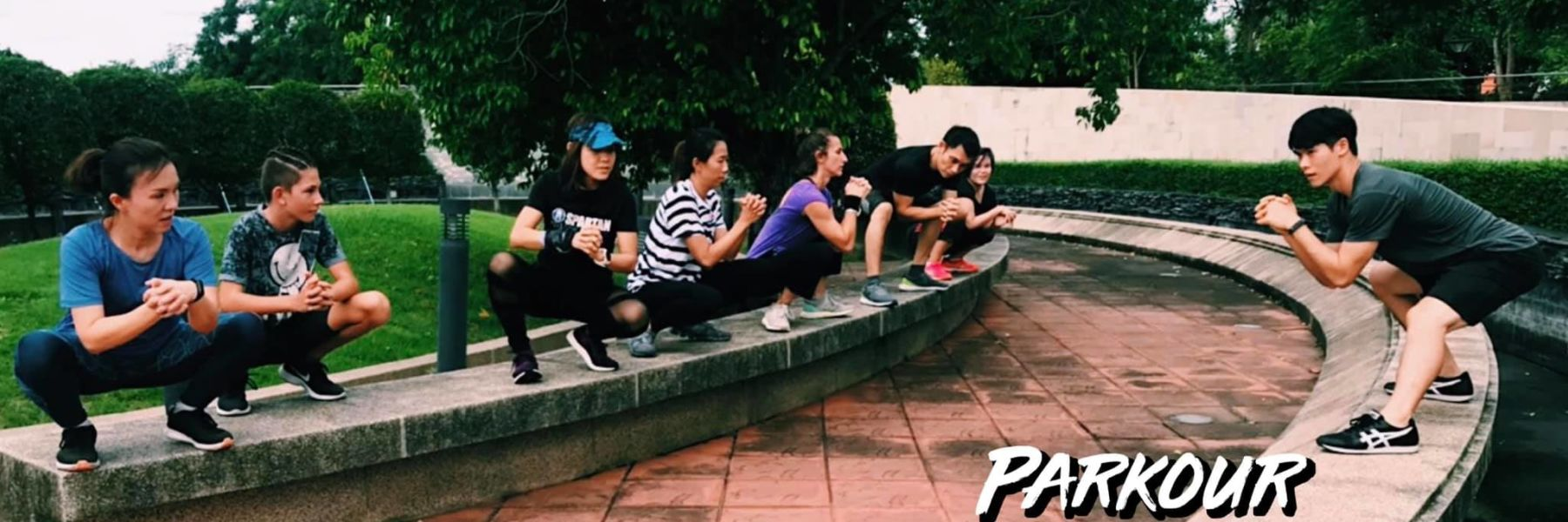 Parkour in the Park, by Movement Playground image