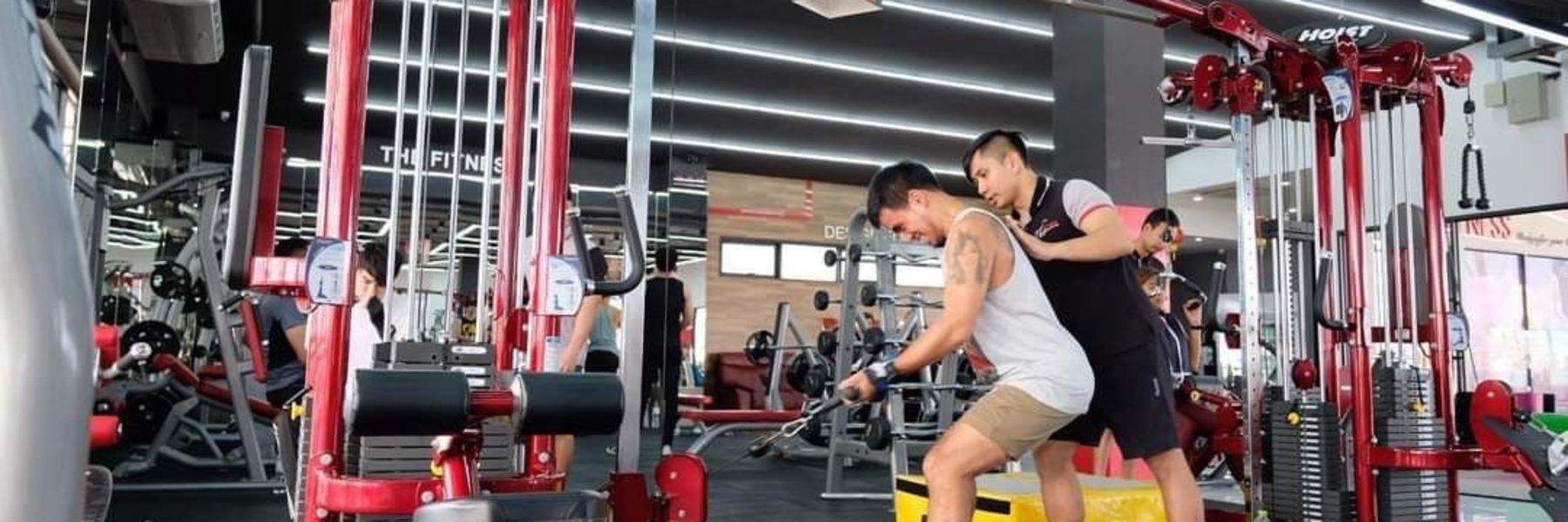 The Fitness - Sai Mai image