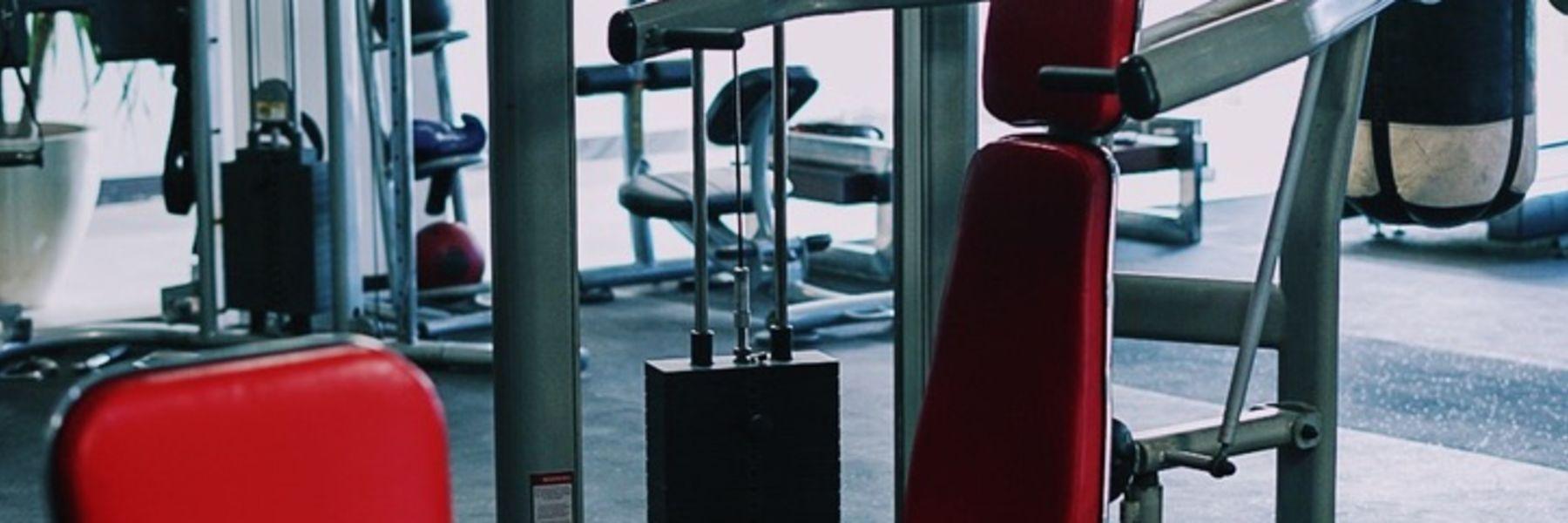 LV8 Fitness Center image