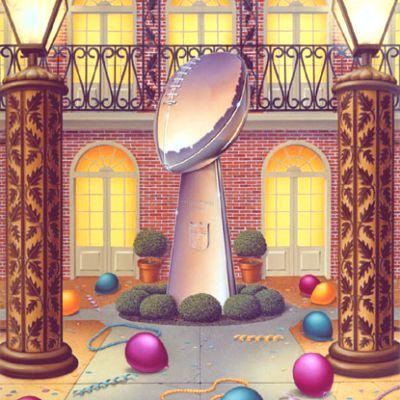 New Orleans Super Bowl