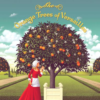Orange Trees of Versailles