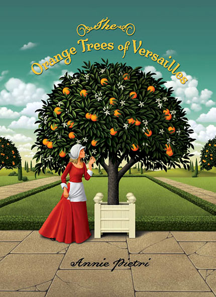 Orange Trees of Versailles