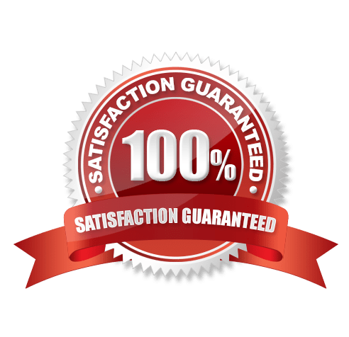 We back all of our heating, cooling, and plumbing work with our 100% satisfaction guarantee.