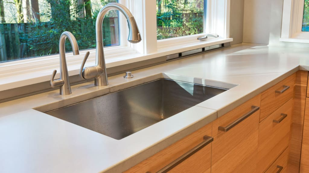 Need help installing that new sink? Call us for plumbing installation services in Fresno and the Central Valley.