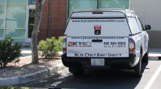 We're an experienced and helpful commercial pest control team here in Gilbert, AZ.