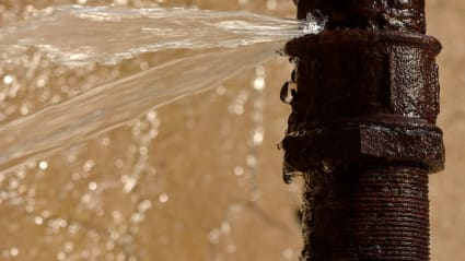We help homeowners find and fix water leaks here in Fresno and the Central Valley.