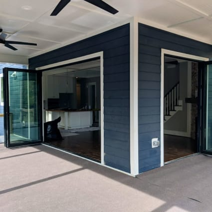 As Pittsburgh's bifold door installer, call on us for all your bifold door installation projects and repair needs.