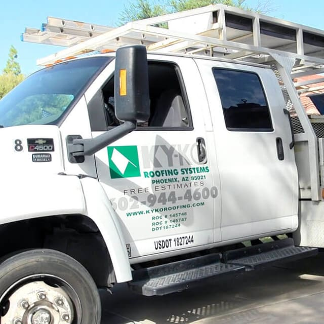 If you need your home's roof repaired or replaced, call the local pros at KY-KO Roofing for fast, responsive service.